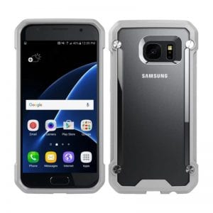 The Phone Shop Clear Armour Case for Samsung 18