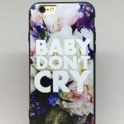 Baby Dont Cry case for iPhone1