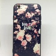 Flower case for iPhone1
