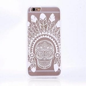 Skull case for iPhone9
