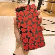 Hearts Case for iPhone 7