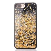 iPhone 7 Floating Glitter Case6