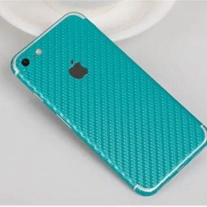 iPhone foil wrap Carbon TPS13