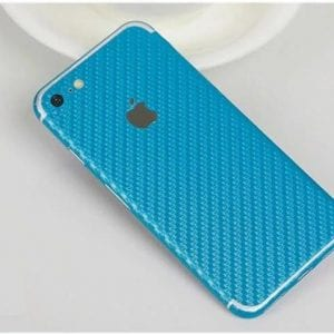 iPhone foil wrap Carbon TPS3