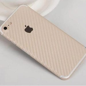 iPhone foil wrap Carbon TPS9