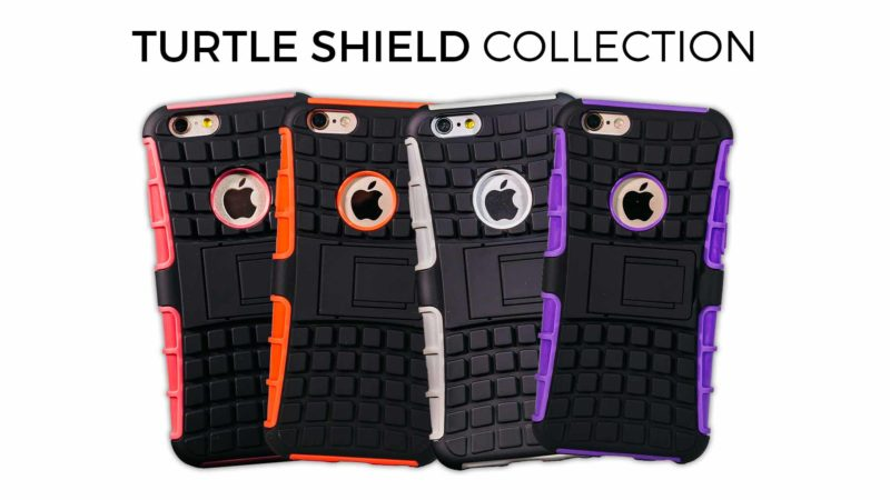 TURTLE SHIELD COLLECTION