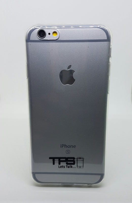 iPhone TPS Bristol Clear Case - TPS Clear Hard Case -  iPhone all models