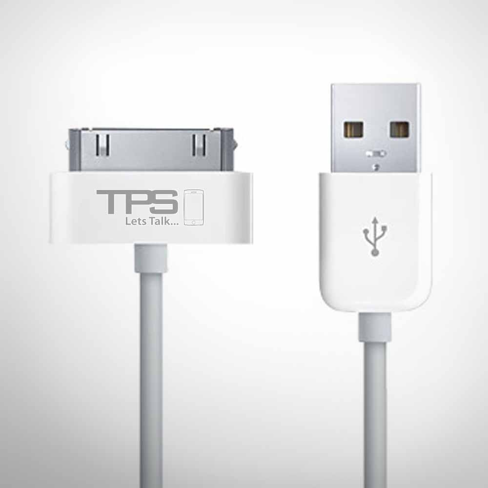 tps iphone4 usb - Apple Original 30 Pin USB - iPhone 4/4S iPad 1/2/3