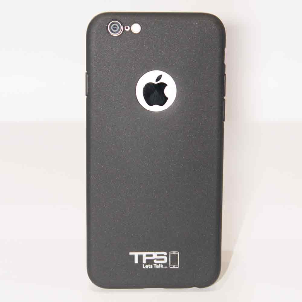 tps skin black - TPS Soft Skin -  iPhone 5/5S/6/6S