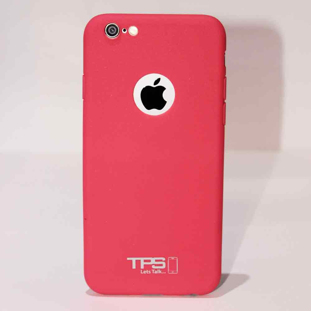 tps skin red - TPS Soft Skin -  iPhone 5/5S/6/6S