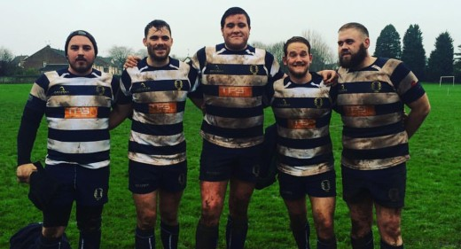 Bristol Old Boys Rugby Team