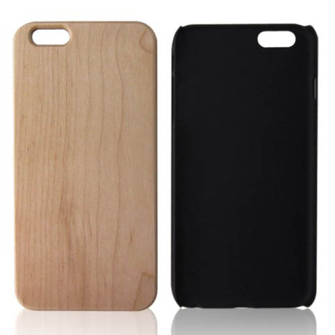 D - Real Wood Case - iPhone 5/5S 6/6+/6S/6S+