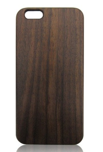 Walnut Case - Real Wood Case - iPhone 5/5S 6/6+/6S/6S+