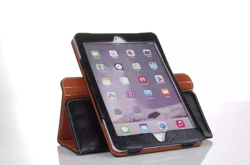 psb 13 - Swivel Flip Protective Case - iPad 2/3/4 & iPad Air