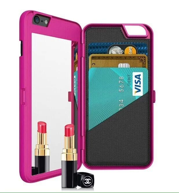 psb 2 - Glam Mirror Protective Case -  iPhone 6/6S