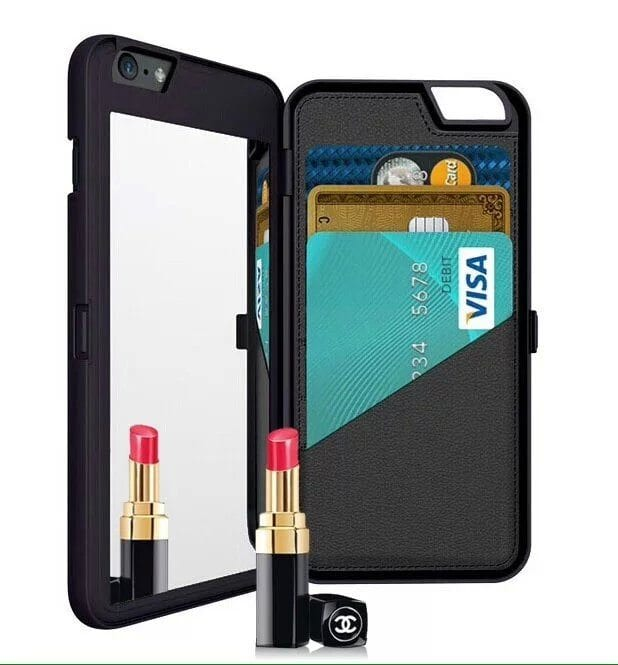 psb - Heavy Glam Mirror Protective Case -  iPhone 6/6S