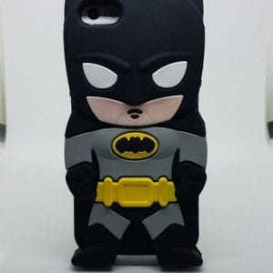 iPhone 45 Super hero case batman 300x300 - Super Hero Soft Case - iPhone 4/4S/5/5S