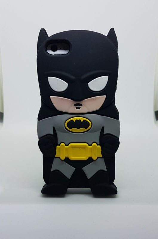 iPhone 45 Super hero case batman - Super Hero Soft Case - iPhone 4/4S/5/5S