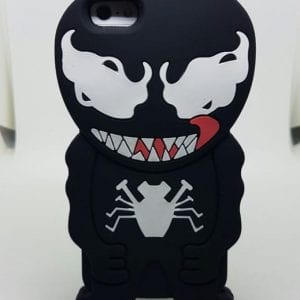 iPhone 45 Super hero case venom 300x300 - Super Hero Soft Case - iPhone 4/4S/5/5S