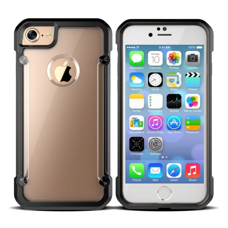 iPhone 67 ClearProtective Case The Phone Shop Bristol - Clear Armour Case - iPhone 5/5s/6/6+/7/7+