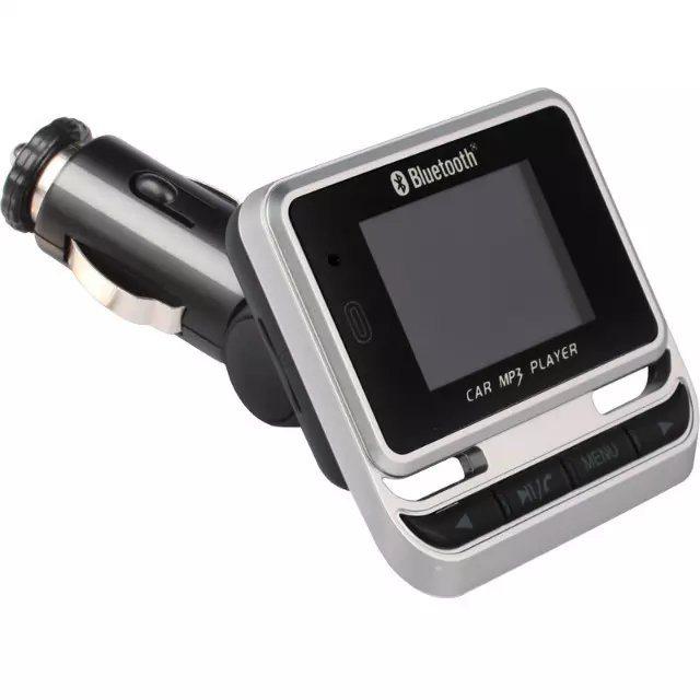 FM Transmitter In Car - FM Bluetooth In Car Transmitter
