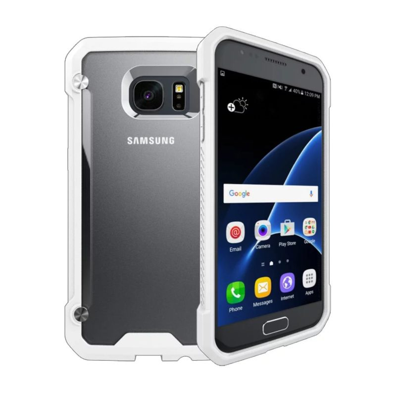 The Phone Shop Clear Armour Case for Samsung 1 - Clear Armour Case - Samsung S7 / S7 Edge