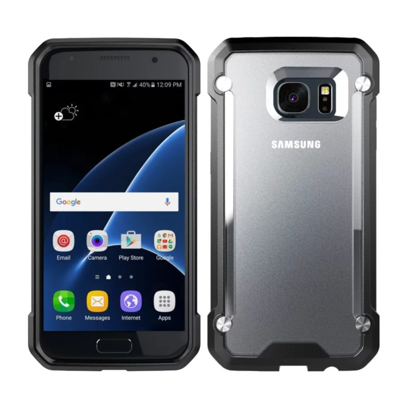 The Phone Shop Clear Armour Case for Samsung 15 - Clear Armour Case - Samsung S7 / S7 Edge