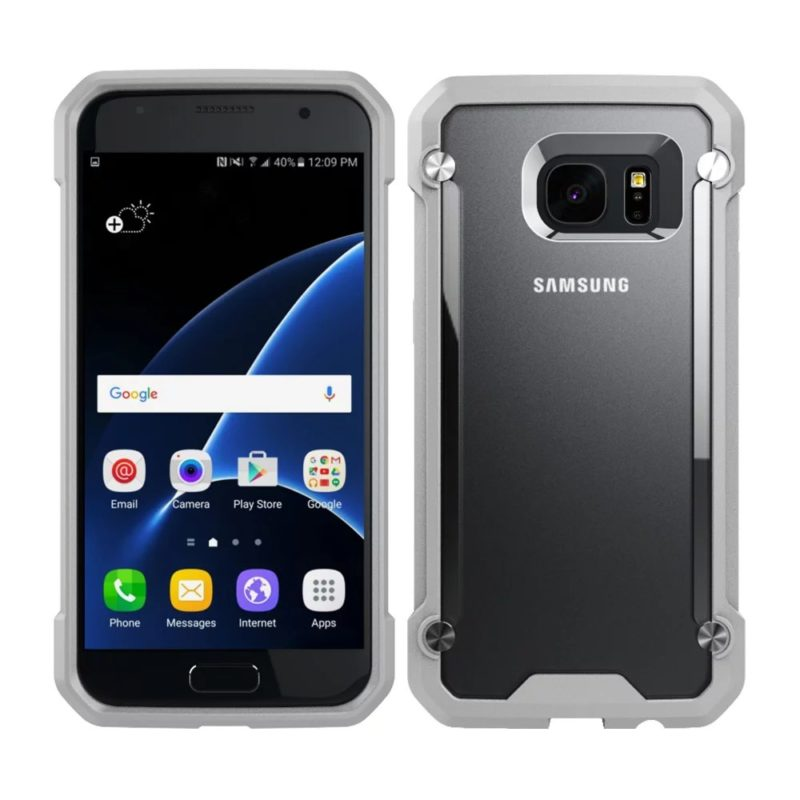 The Phone Shop Clear Armour Case for Samsung 18 - Clear Armour Case - Samsung S7 / S7 Edge