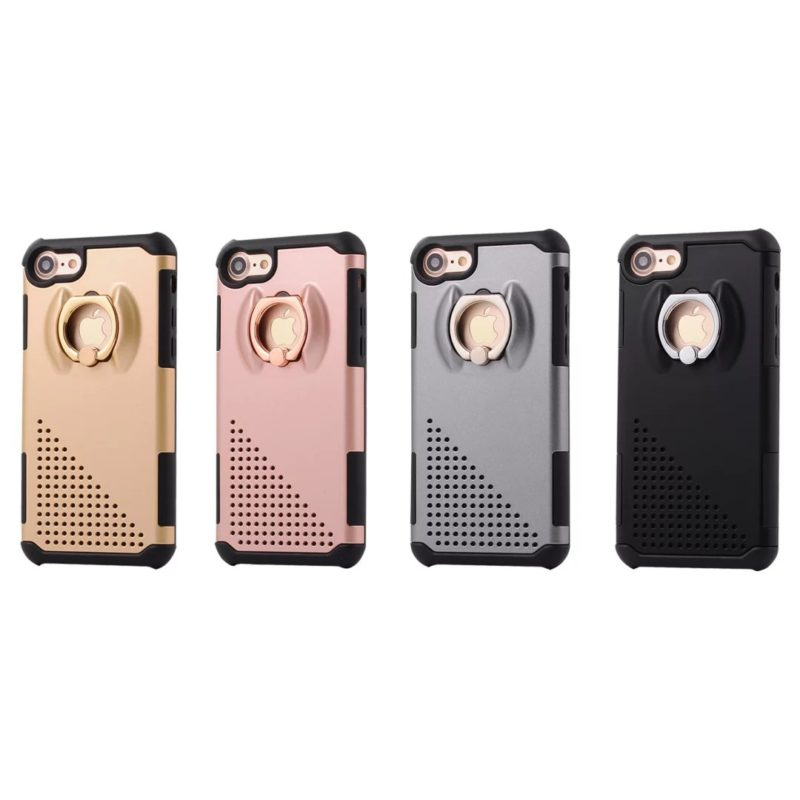 The Phone Shop Ring Protective Case for iPhone 711 - Ring Holder Case - iPhone 6/6+/6S/6S+
