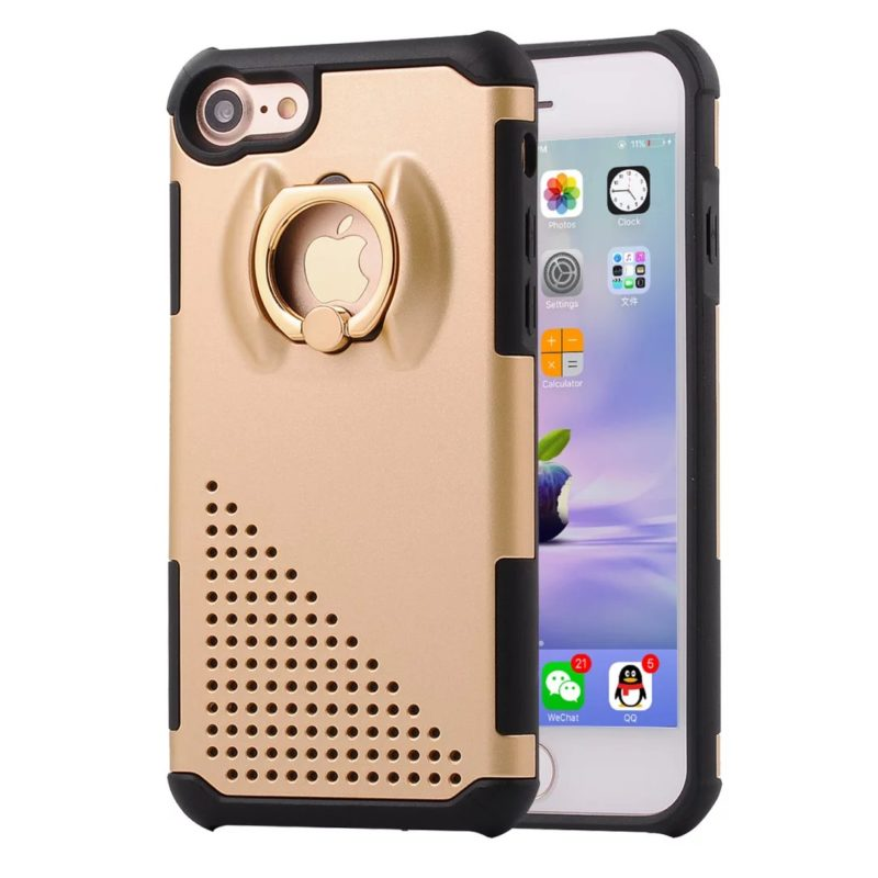 The Phone Shop Ring Protective Case for iPhone 72 - Ring Holder Case - iPhone 6/6+/6S/6S+