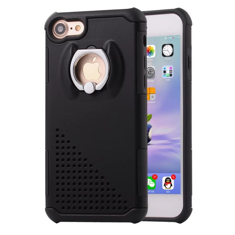 The Phone Shop Ring Protective Case for iPhone 75 - Ring Holder Case - iPhone 6/6+/6S/6S+