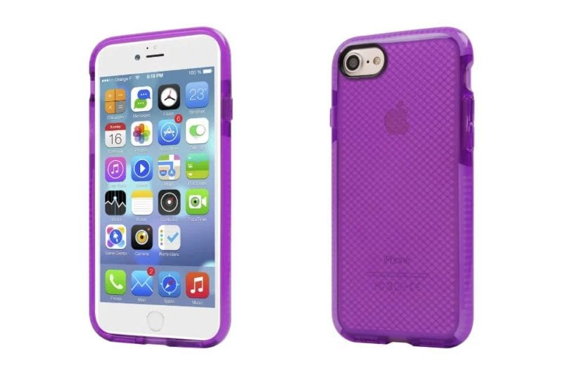 The Phone Shop Strong Silicone Case for iPhone 714 - Absorption Silicone Case - iPhone 7/7+