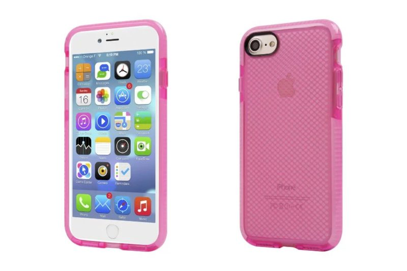 The Phone Shop Strong Silicone Case for iPhone 715 - Absorption Silicone Case - iPhone 7/7+