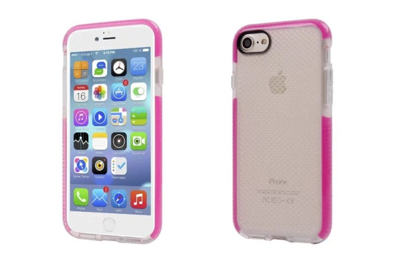 The Phone Shop Strong Silicone Case for iPhone 717 - Absorption Silicone Case - iPhone 7/7+