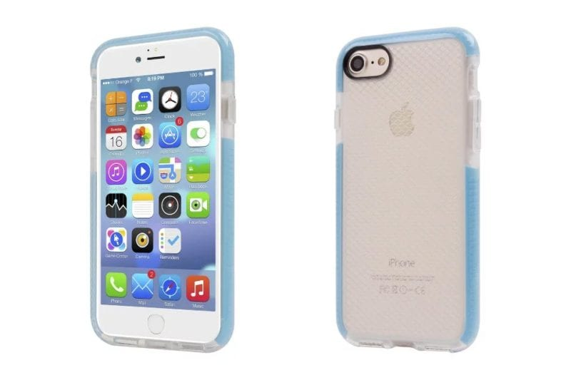 The Phone Shop Strong Silicone Case for iPhone 718 - Absorption Silicone Case - iPhone 7/7+