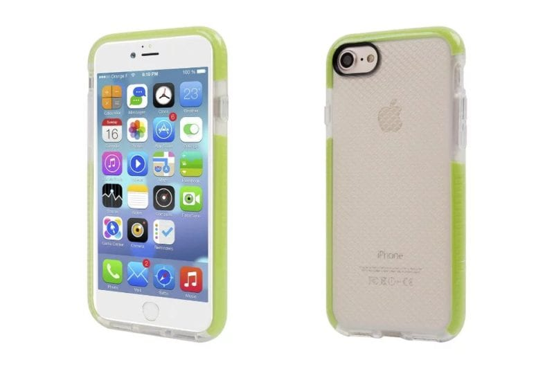 The Phone Shop Strong Silicone Case for iPhone 721 - Absorption Silicone Case - iPhone 7/7+