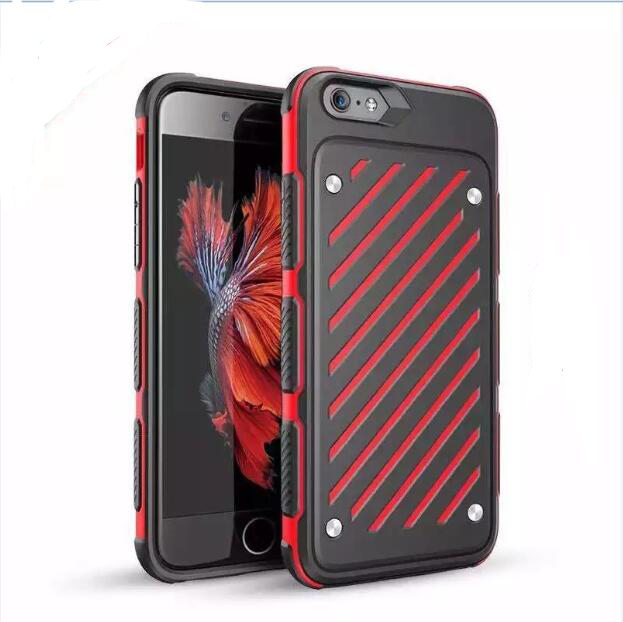 The Phone Shop Strong Vented Case for iPhone 71 - Vented Protective Case - iPhone 6/6+/6S/6S+