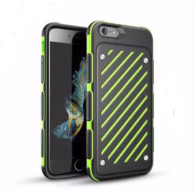 The Phone Shop Strong Vented Case for iPhone 73 - Vented Protective Case - iPhone 6/6+/6S/6S+
