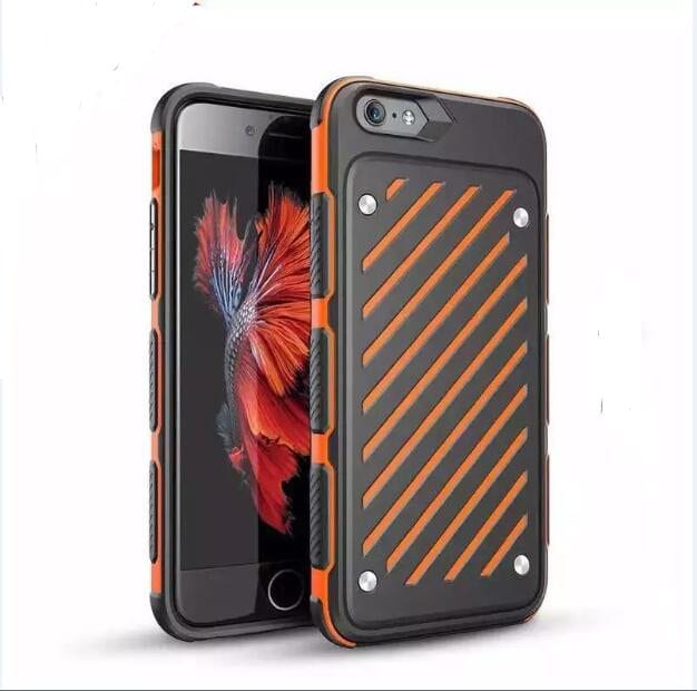 The Phone Shop Strong Vented Case for iPhone 74 - Vented Protective Case - iPhone 6/6+/6S/6S+