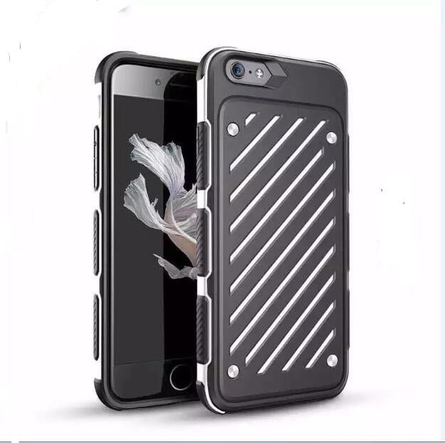 The Phone Shop Strong Vented Case for iPhone 75 - Vented Protective Case - iPhone 6/6+/6S/6S+