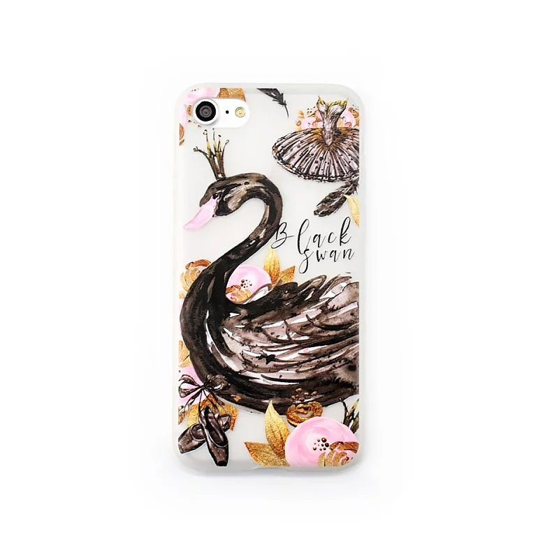 swan iphone 6 case
