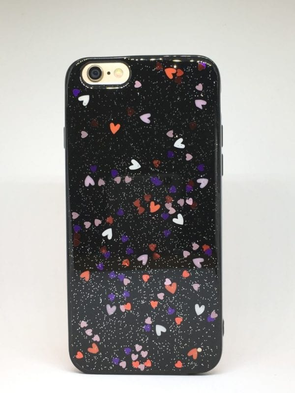 Falling hearts iPhone 7 Case1 e1492440611351 - Falling Hearts - iPhone 6/6+/6S/6S+/7/7+