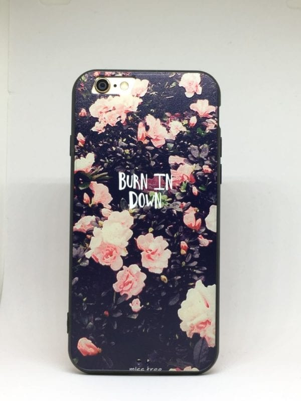 Flower case for iPhone1 e1492445746363 - Burn it Down - iPhone 6/6+/6S/6S+/7/7+