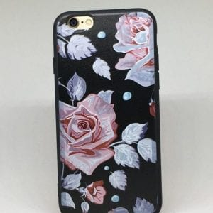 Flower case for iPhone10 e1492446148549 300x300 - Pink Rose - iPhone 6/6+/6S/6S+/7/7+