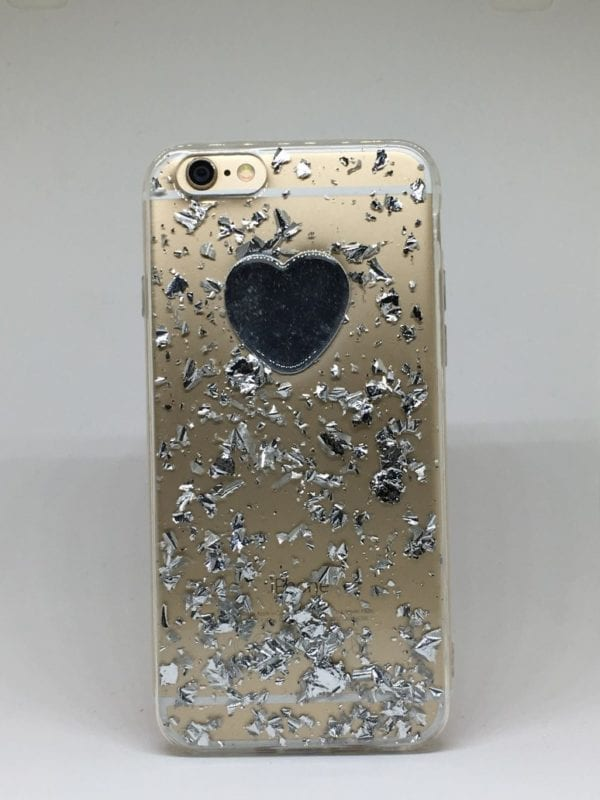 Glitter Heart case for iPhone1 e1492441742668 - Glitter Heart - iPhone 6/6+/6S/6S+/7/7+