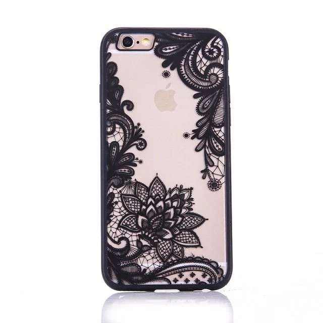 Henna Floral case for iPhone6 - Henna Floral - iPhone 6/6+/6S/6S+/7/7+