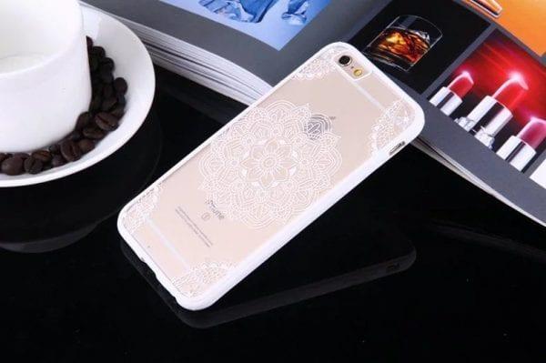 Henna Flower case for iPhone1 600x399 - Henna Flower - iPhone 6/6+/6S/6S+/7/7+