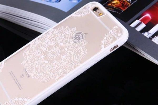Henna Flower case for iPhone11 600x399 - Henna Flower - iPhone 6/6+/6S/6S+/7/7+