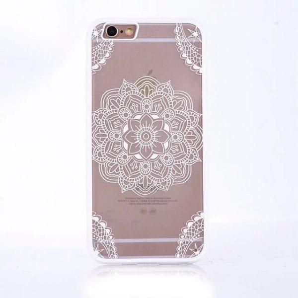 Henna Flower case for iPhone12 600x600 - Henna Flower - iPhone 6/6+/6S/6S+/7/7+