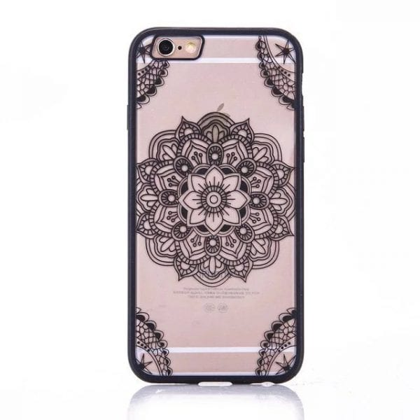 Henna Flower case for iPhone5 600x600 - Henna Flower - iPhone 6/6+/6S/6S+/7/7+